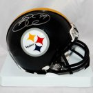 Brett Keisel Signed Autographed Pittsburgh Steelers Mini Helmet JSA
