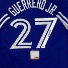 Vladimir Guerrero Jr Signed Autographed Toronto Blue Jays Jersey PSA