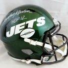 Curtis Martin Autographed Signed New York Jets FS Speed Helmet BECKETT