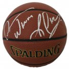 Dennis Rodman Bulls Pistons Lakers Autographed Signed Basketball BECKETT