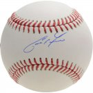 Christian Yelich Brewers Autographed Signed Official Baseball FANATICS