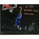 R.J. Barrett Knicks Signed Autographed 11x14 Photo FANATICS