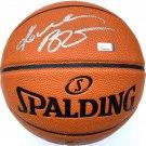 Kobe Bryant Lakers Autographed Signed Spalding Basketball PANINI