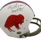 O. J. Simpson Autographed Signed Buffalo Bills Full Size Helmet JSA