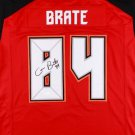 Cameron Brate Autographed Signed Tampa Bay Buccaneers Jersey JSA