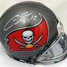 Chris Godwin Autographed Signed Tampa Bay Buccaneers Mini Helmet BECKETT