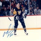 Mario Lemieux Penguins Autographed Signed 8x10 Photo BECKETT