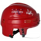 Alex Ovechkin Autographed Signed Washington Capitals Mini Helmet FANATICS