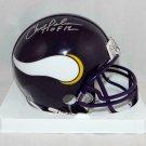 Chris Doleman Autographed Signed Minnesota Vikings Mini Helmet JSA