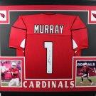Kyler Murray Autographed Signed Framed Arizona Cardinals Jersey BECKETT