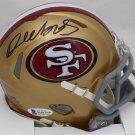 Deebo Samuel Signed Autographed San Fransisco 49ers Speed Mini Helmet BECKETT