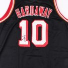 Tim Hardaway Autographed Signed Miami Heat Jersey JSA