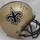 Michael Thomas Autographed Signed New Orleans Saints FS Helmet BECKETT