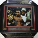 Mike Tyson Autographed Signed Framed 8x10 Photo PSA