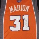 Shawn Marion Autographed Signed Phoenix Suns Reebok Jersey JSA