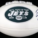 Joe Namath New York Jets Autographed Signed Football BECKETT