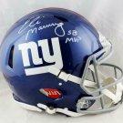 Eli Manning Autographed Signed New York Giants FS Proline Helmet FANATICS