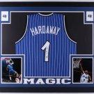Penny Hardaway Autographed Signed Orlando Magic Framed Jersey JSA