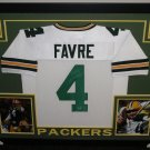 Brett Favre Autographed Signed Green Bay Packers Jersey FAVRE COA