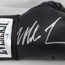 Mike Tyson Autographed Signed Black Boxing Glove BECKETT