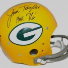 Taylor Hornung & Dowler Autographed Signed Green Bay Packers TB Helmet JSA