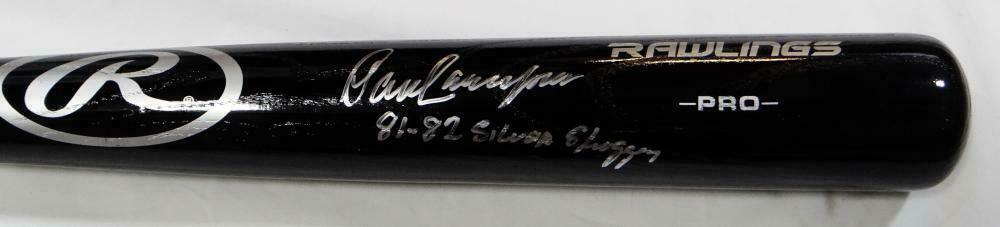 Dave Concepcion Reds Signed Autographed Rawlings Baseball Bat JSA