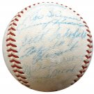 1960 Pittsburgh Pirates Team Roberto Clemente (+26) Signed Autographed NL Baseball BECKETT