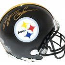 Lynn Swann Autographed Signed Pittsburgh Steelers Mini Helmet BECKETT