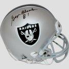 George Blanda Signed Autographed Oakland Raiders Mini Helmet BECKETT