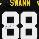 Lynn Swann Autographed Signed Pittsburgh Steelers Vintage Jersey JSA