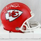 Joe Montana Autographed Signed Kansas City Chiefs Mini Helmet BECKETT