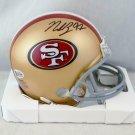 Nick Bosa Autographed Signed San Francisco 49ers Mini Helmet BECKETT
