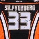 Jakob Silfverberg Autographed Signed Anaheim Ducks Reebok Jersey BECKETT