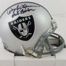 Daryle Lamonica Autographed Signed Oakland Raiders Mini Helmet JSA