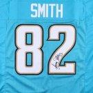 Jimmy Smith Autographed Signed Jacksonville Jaguars Jersey JSA