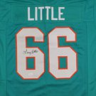 Larry Little Autographed Signed Miami Dolphins Jersey JSA
