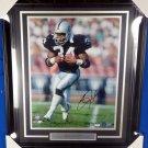 Bo Jackson Autographed Signed Oakland Raiders Framed 16x20 Photo PSA/DNA