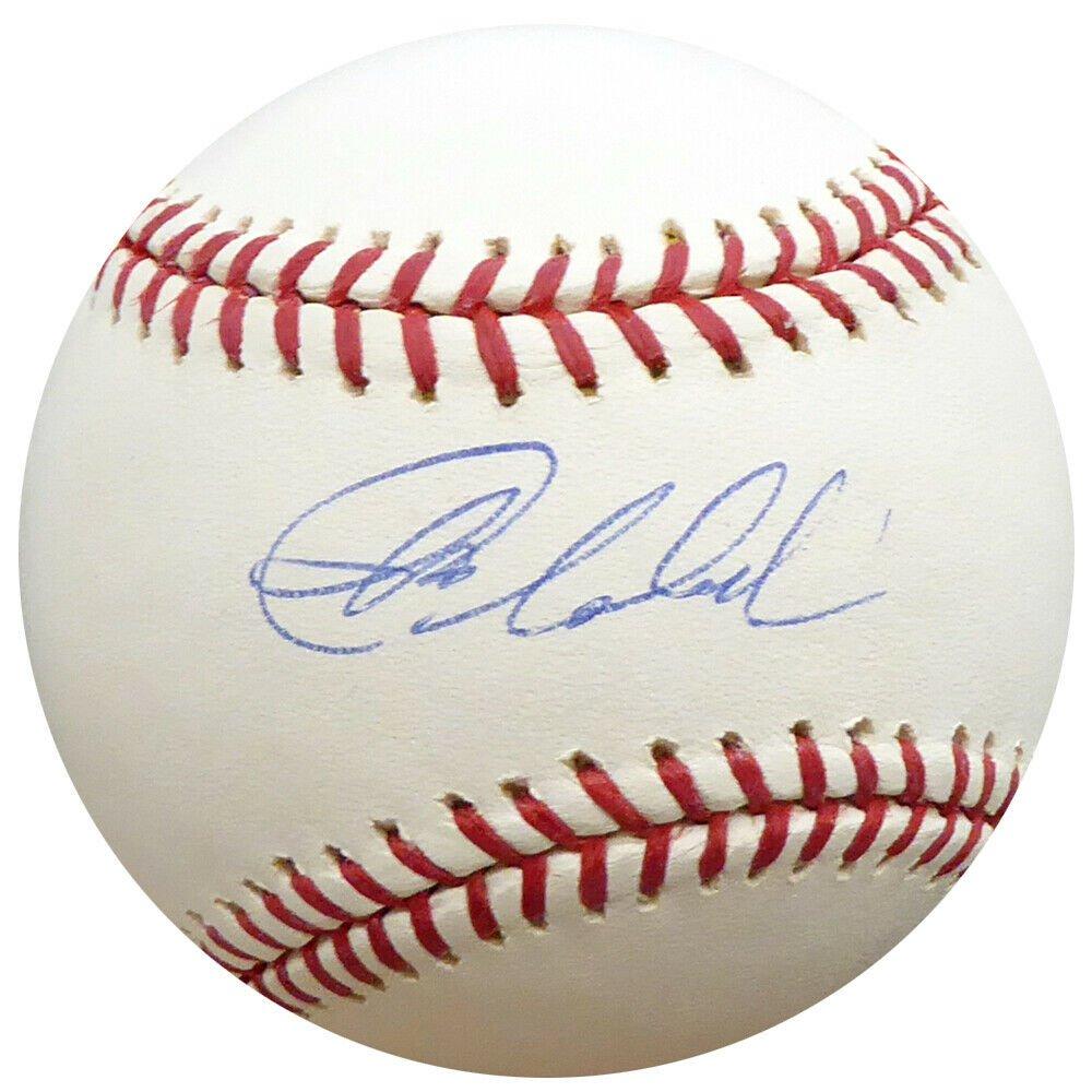 John Candelaria Pittsburgh Pirates Signed Autographed Baseball BECKETT