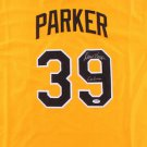 Dave Parker Signed Autographed Pittsburgh Pirates Jersey PSA
