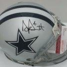 Dak Prescott Autographed Signed Dallas Cowboys Mini Helmet JSA