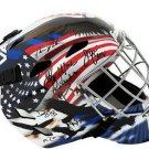 1980 USA Miracle On Ice Team (18 Sigs) Autographed Signed Hockey Goalie Mask  SCHWARTZ COA