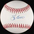 Yogi Berra Yankees Autographed Signed Baseball PSA