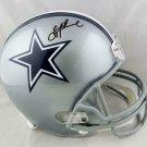 Troy Aikman Autographed Signed Dallas Cowboys FS Helmet BECKETT