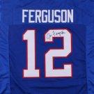 Joe Ferguson Autographed Signed Buffalo Bills Jersey JSA