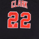 Jack Clark Autographed Signed San Francisco Giants Black Jersey JSA