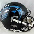 Luke Kuechly Autographed Signed Carolina Panthers FS Amp Helmet BECKETT