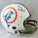 Jake Scott Autographed Signed Miami Dolphins FS Helmet JSA
