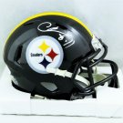 Chase Claypool Autographed Signed Pittsburgh Steelers Mini Helmet BECKETT