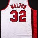 Bill Walton Autographed Signed Portland Trail Blazers Jersey LEAF