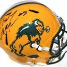 Trey Lance Autographed Signed North Dakota State Bisons FS Helmet PSA